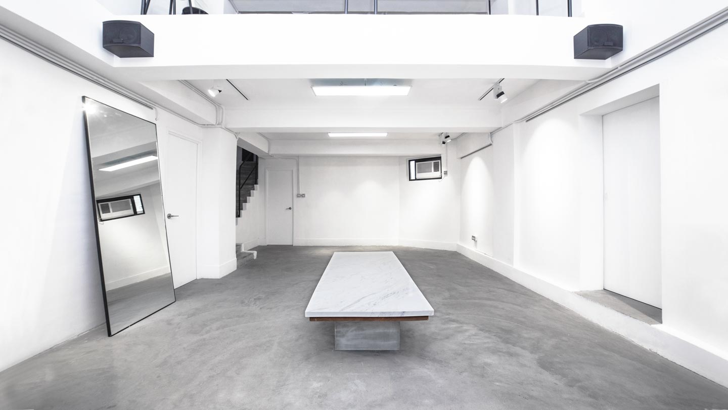 Art Gallery Space for rent in Hong Kong