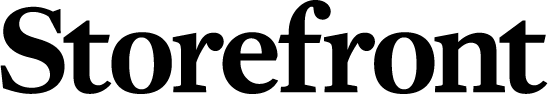 Storefront Blog