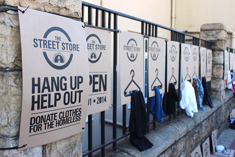 The Street Store Pop-Up