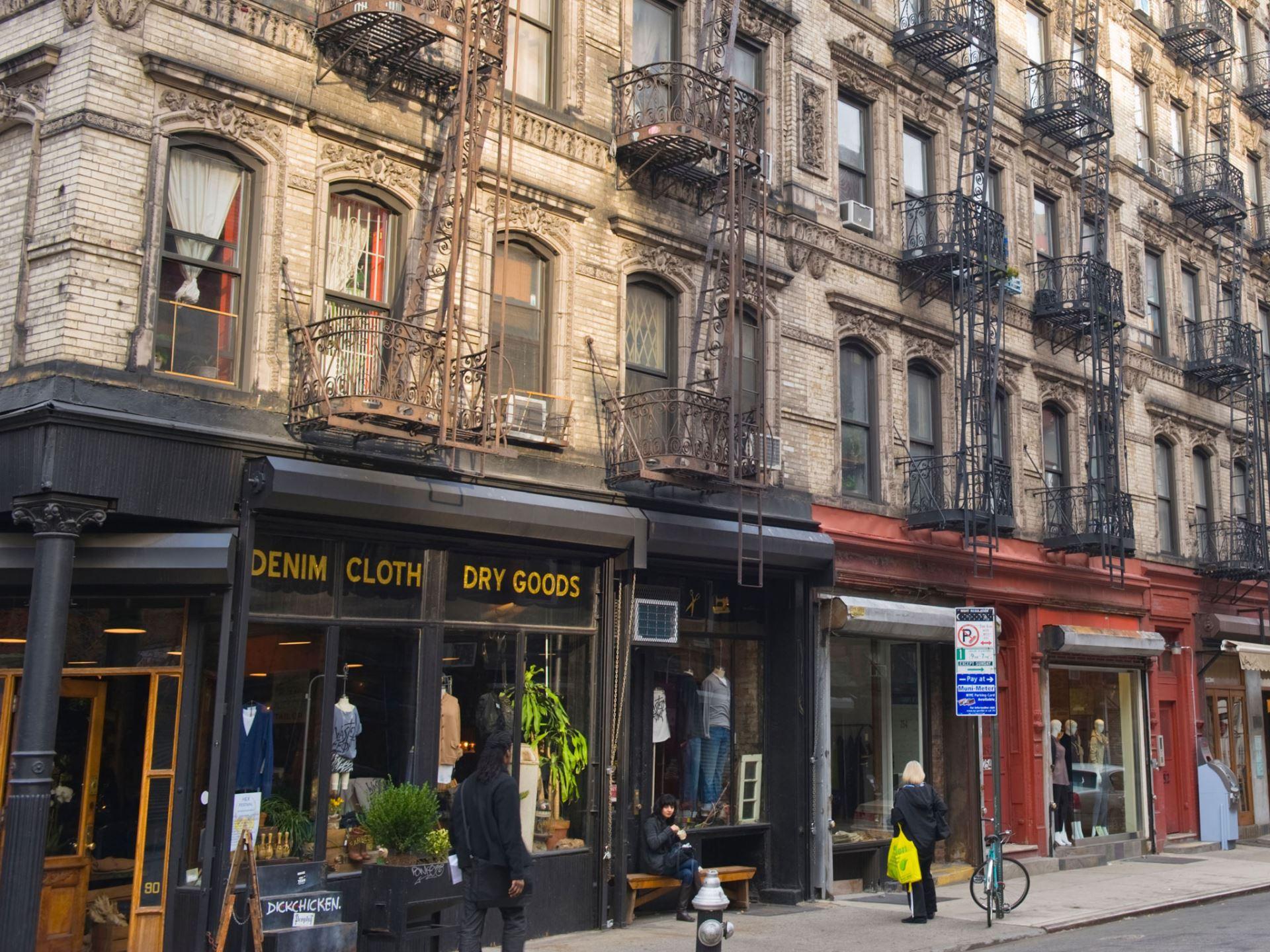 Lower East Side New Restaurants