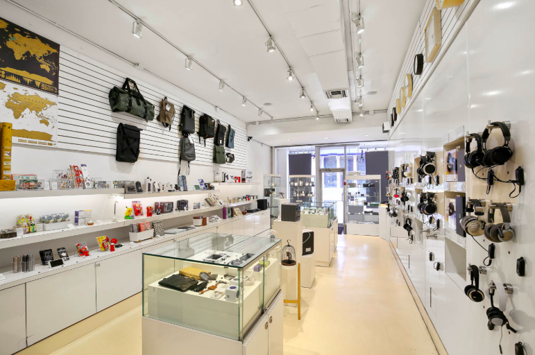 10 Wall Storage Ideas To Maximize Small Stores On A Budget Storefront